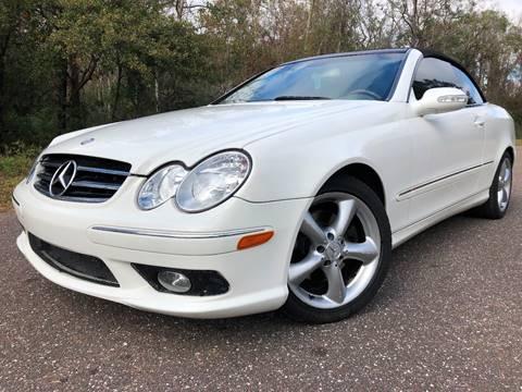 2005 Mercedes-Benz CLK for sale at Next Autogas Auto Sales in Jacksonville FL