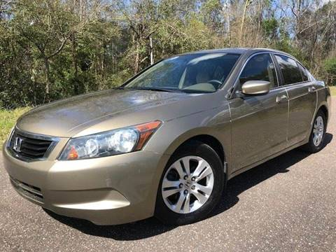 2008 Honda Accord for sale at Next Autogas Auto Sales in Jacksonville FL