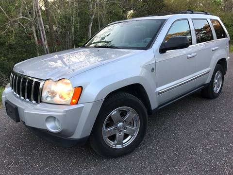 2005 Jeep Grand Cherokee for sale at Next Autogas Auto Sales in Jacksonville FL