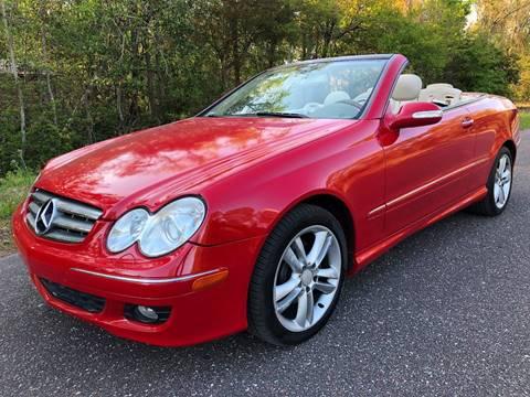 2006 Mercedes-Benz CLK for sale at Next Autogas Auto Sales in Jacksonville FL