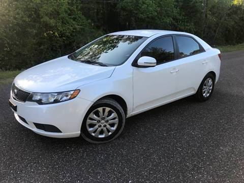 2012 Kia Forte for sale at Next Autogas Auto Sales in Jacksonville FL