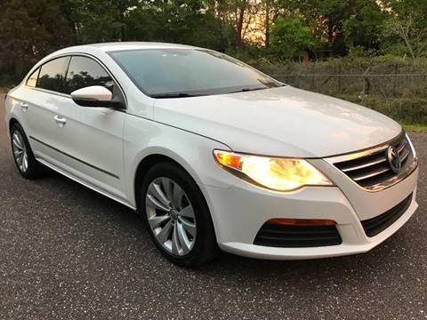 2012 Volkswagen CC for sale at Next Autogas Auto Sales in Jacksonville FL