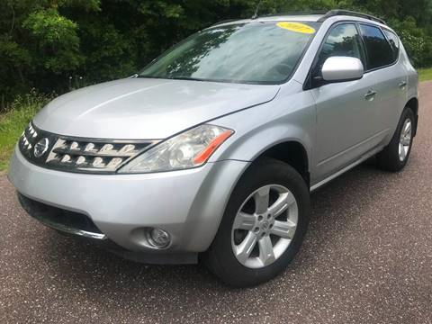 2007 Nissan Murano for sale at Next Autogas Auto Sales in Jacksonville FL
