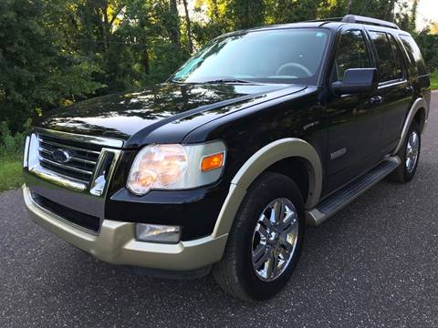 2006 Ford Explorer for sale at Next Autogas Auto Sales in Jacksonville FL