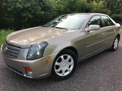 2003 Cadillac CTS for sale at Next Autogas Auto Sales in Jacksonville FL