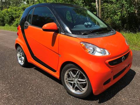 2014 Smart fortwo for sale at Next Autogas Auto Sales in Jacksonville FL