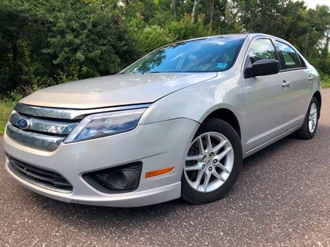 2010 Ford Fusion for sale at Next Autogas Auto Sales in Jacksonville FL