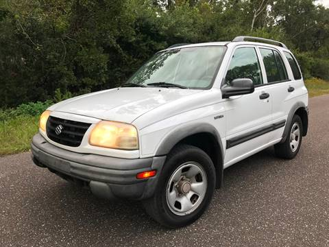 2004 Suzuki Vitara for sale in Jacksonville, FL