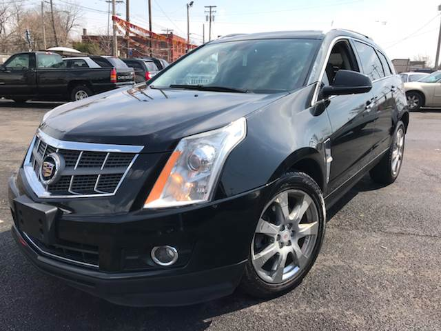 2010 Cadillac SRX Performance Collection In Cleveland OH - CITY WIDE