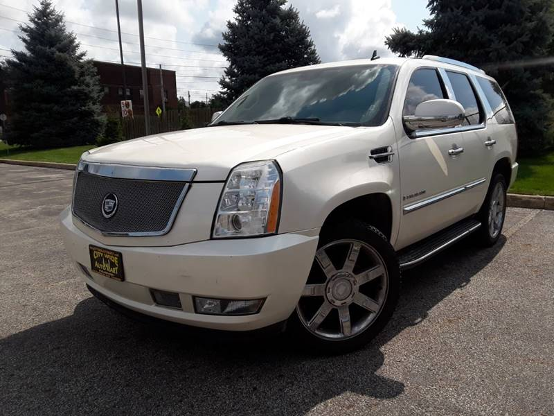 2008 Cadillac Escalade In Cleveland Oh City Wide Auto Mart
