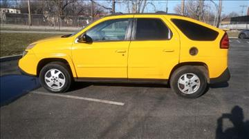 2002 Pontiac Aztek for sale in Cleveland, OH