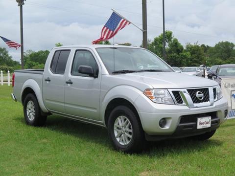 2016 Nissan Frontier for sale in Millbrook, AL