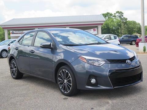 2014 Toyota Corolla for sale in Millbrook, AL