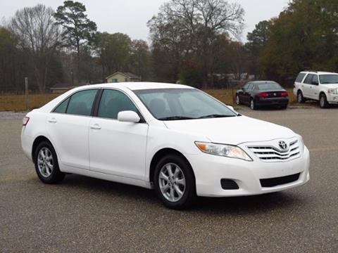2011 Toyota Camry for sale in Millbrook, AL
