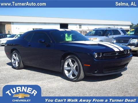 2015 Dodge Challenger for sale in Millbrook, AL