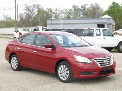 2013 Nissan Sentra for sale in Millbrook, AL