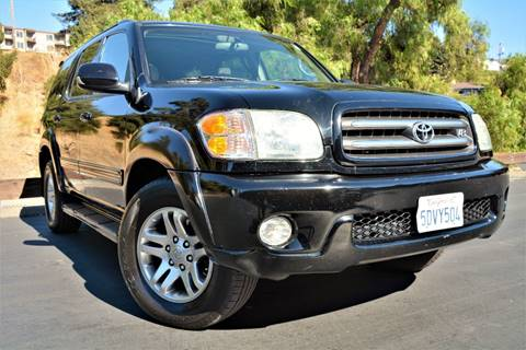 2003 Toyota Sequoia for sale in Hayward, CA