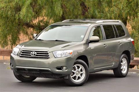 2008 Toyota Highlander for sale in Hayward, CA