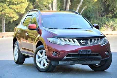 2009 Nissan Murano for sale in Hayward, CA