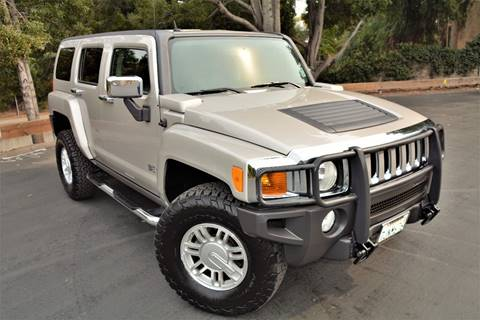 2007 HUMMER H3 for sale in Hayward, CA