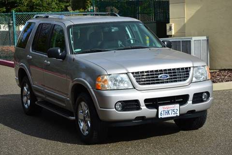 2003 Ford Explorer for sale in Hayward, CA
