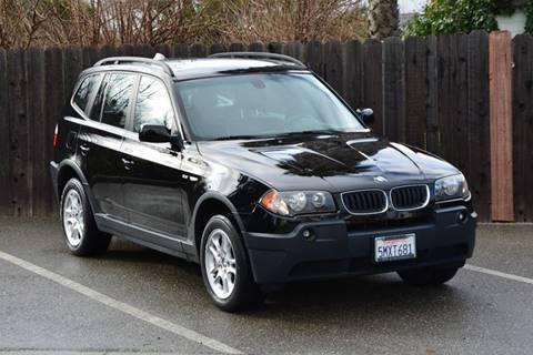 2005 BMW X3 for sale in Hayward, CA