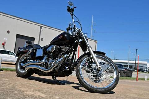 2002 Harley-Davidson Dyna Wide Glide for sale in Fort Worth, TX