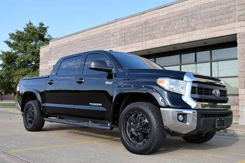 2015 Toyota Tundra for sale in Fort Worth TX