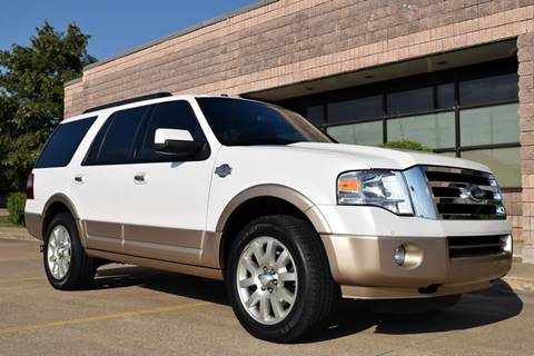 2012 Ford Expedition for sale in Fort Worth, TX