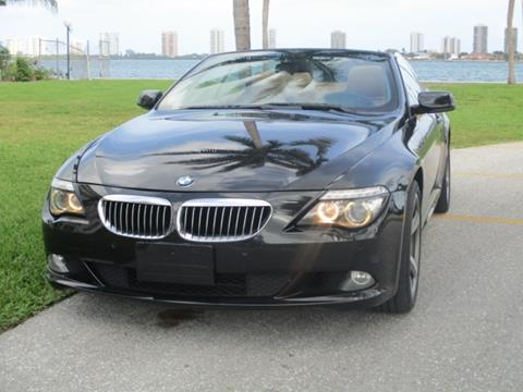 2008 BMW 6 Series for sale in Lake Park, FL
