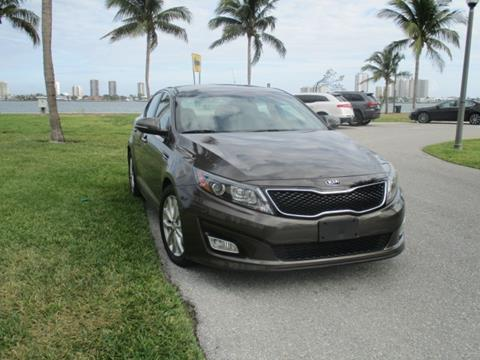 2014 Kia Optima for sale in Lake Park, FL