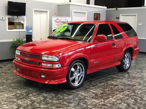 2002 Chevrolet Blazer for sale in Mount Prospect, IL