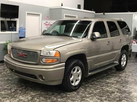2001 GMC Yukon for sale in Mount Prospect, IL