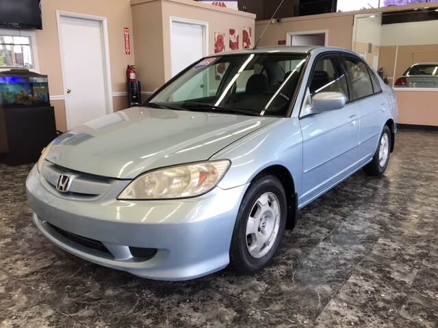 2005 Honda Civic For Sale At Go Auto Mart In Mount Prospect IL