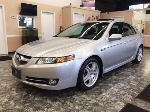 Acura TL For Sale In Mount Prospect IL Carsforsalecom - 2007 acura tl for sale