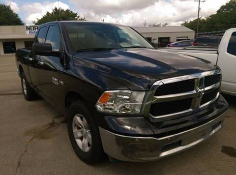 2017 RAM Ram Pickup 1500 for sale at North Point Auto Sales in Nowata OK