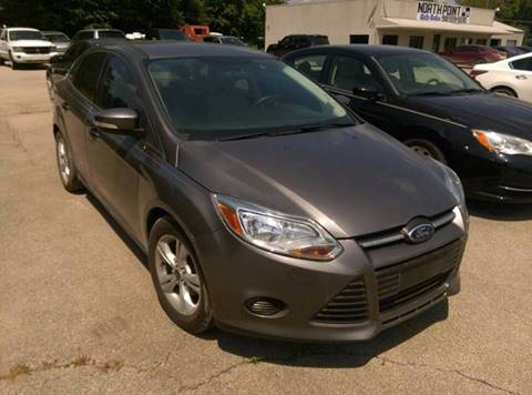 2014 Ford Focus for sale at North Point Auto Sales in Nowata OK