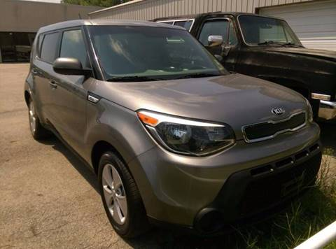 2016 Kia Soul for sale at North Point Auto Sales in Nowata OK