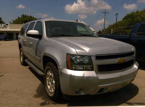 2012 Chevrolet Suburban for sale at North Point Auto Sales in Nowata OK