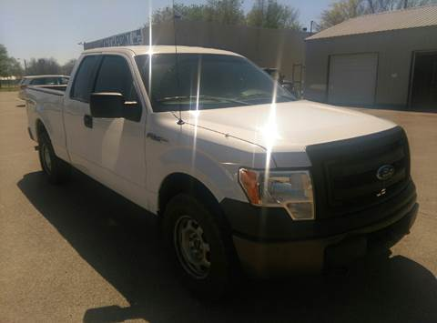 2013 Ford F-150 for sale at North Point Auto Sales in Nowata OK