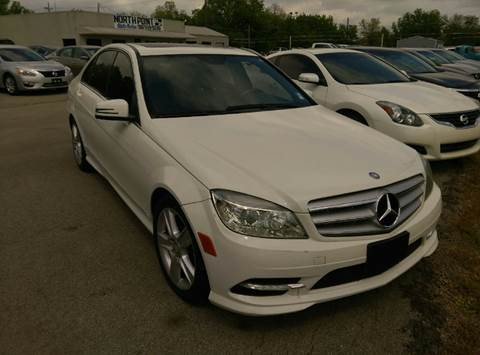 2011 Mercedes-Benz C-Class for sale at North Point Auto Sales in Nowata OK