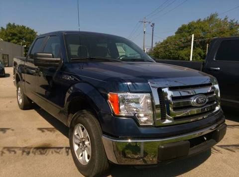 2012 Ford F-150 for sale at North Point Auto Sales in Nowata OK