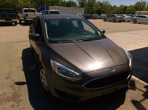 2015 Ford Focus for sale at North Point Auto Sales in Nowata OK