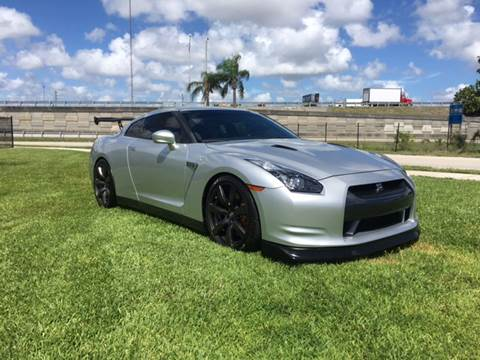 2010 Nissan GT R For Sale In Hallandale Beach, FL