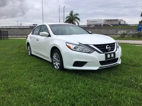2016 Nissan Altima for sale in Hallandale Beach, FL