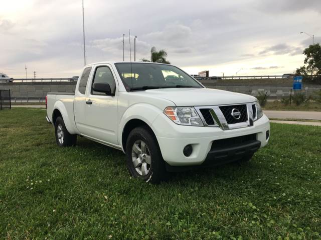 2013 Nissan Frontier For Sale At Exotic Motors Outlet In Hallandale Beach FL