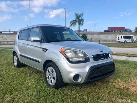 2012 Kia Soul for sale in Hallandale Beach, FL