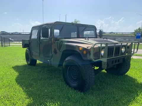 1989 AM General Hummer for sale in Hallandale Beach, FL