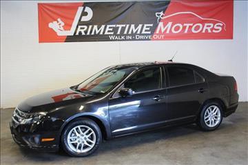 2011 Ford Fusion for sale in Dallas, TX
