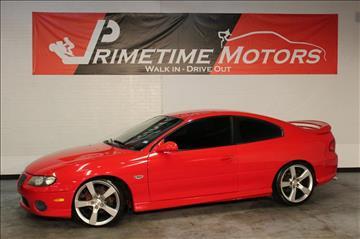 2004 Pontiac GTO for sale in Dallas, TX